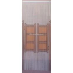 """rideau de porte """"saloon"""""""