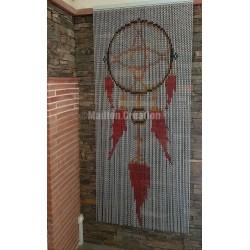 Rideaux de porte anti mouches