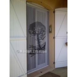 Rideaux de porte pour extérieur