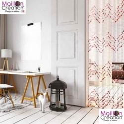 Curtain Beads tassel Morel - 1