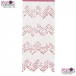Curtain Beads tassel Morel - 2