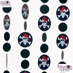 Portière décoratif pirates