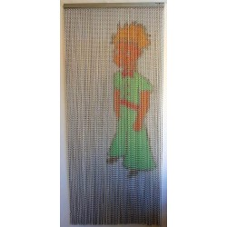 "Door curtain ""Little prince"""