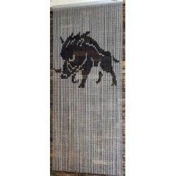 "Door curtain ""Wild boar"""