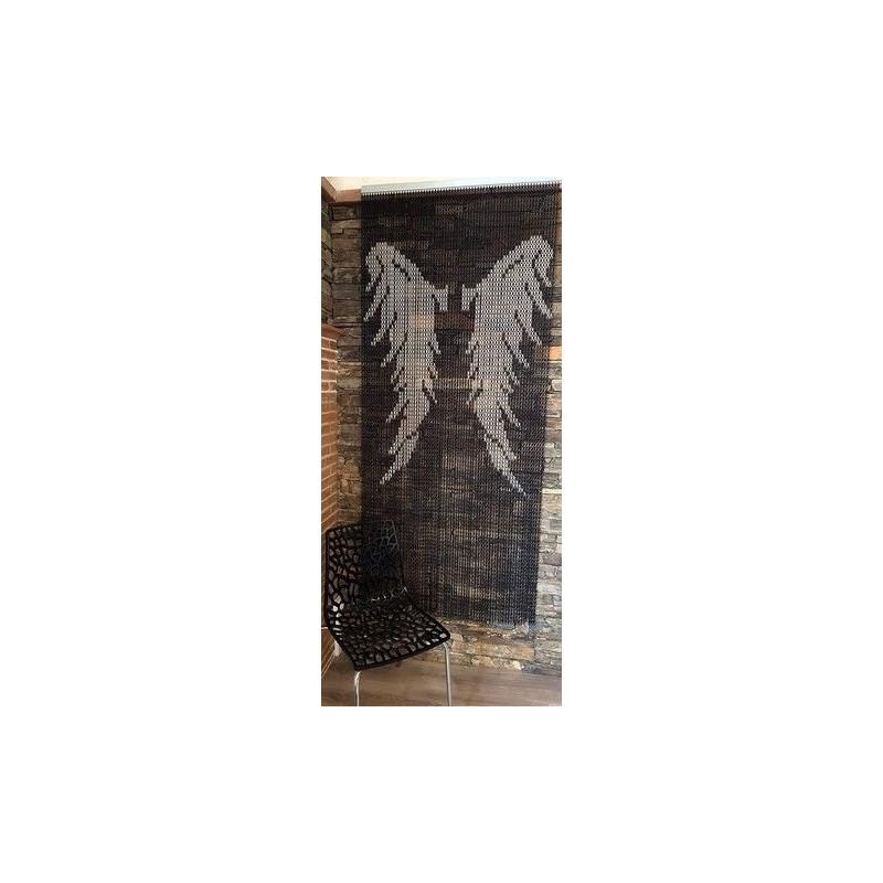 """Door curtain """"Angel"""""""