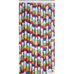 Door curtain c118 Morel - 2