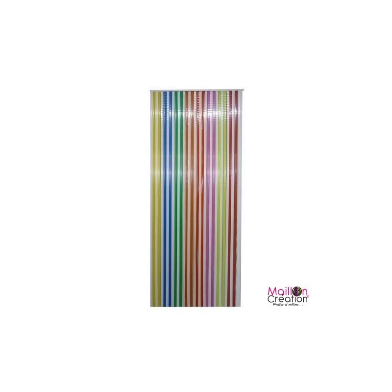 Plastic curtain 90 x 220 Tuti Morel - 1