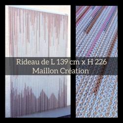 Gourmet coffee curtain Maillon Création - 7