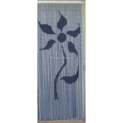 "Door curtain ""Fleur design"""