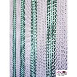 rideau chaînette aluminium