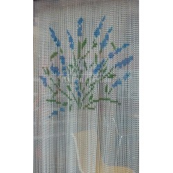 "Door curtain ""Lavender"""