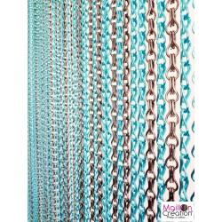 rideau de porte en chaine