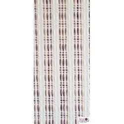 zen color beaded curtain