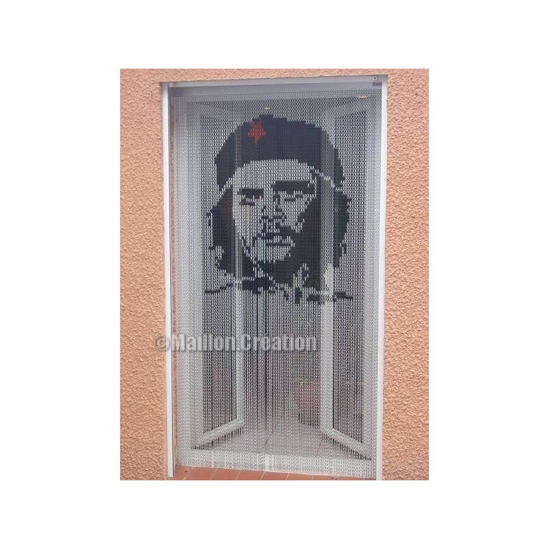 "Door curtain ""Che Guevara"""