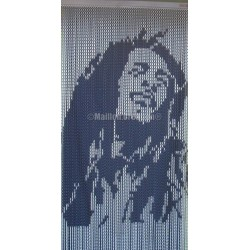 "Door curtain ""Bob Marley1"""