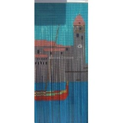 "Curtain chain ""Collioure"""