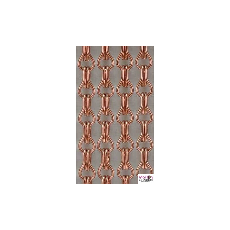 pink fly door curtain