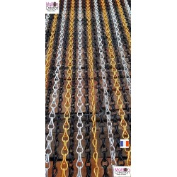 rideau de porte chainette