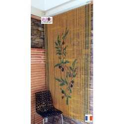 "Door curtain ""Olive branch..."