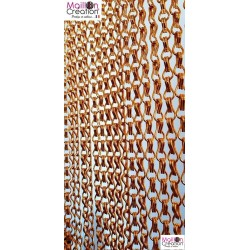 aluminum chain door curtain