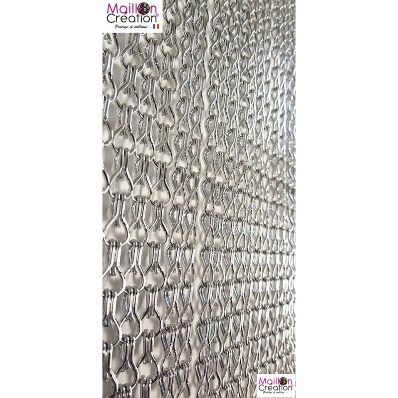 aluminum chain curtain for outdoor