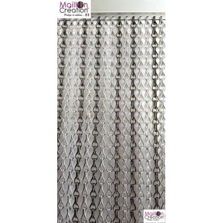 rideau de porte en cha 238 nette aluminium rideaux sur mesure en ligne