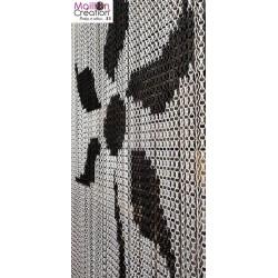 Chainset chain aluminum curtain creation