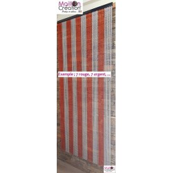 design door curtain