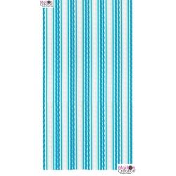 rideau plastique design