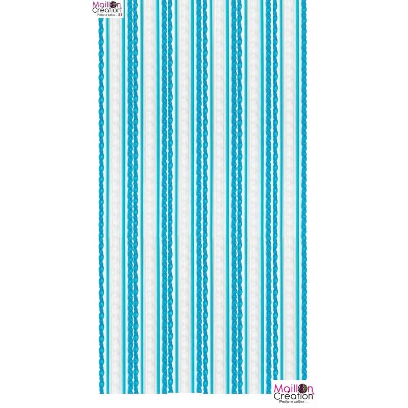 plastic door curtain