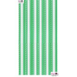 rideau lanière plastique sur mesure