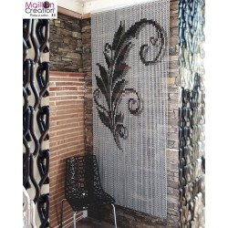 Baroque curtain