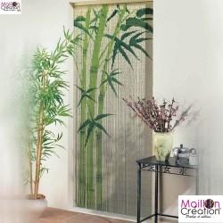 BAMBOO curtain Morel - 1