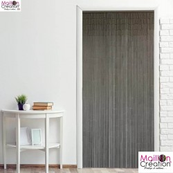Curtain BAMBOU taupe Morel - 1
