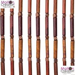Bamboo stick door curtain