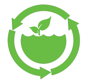 rideau de porte recyclable