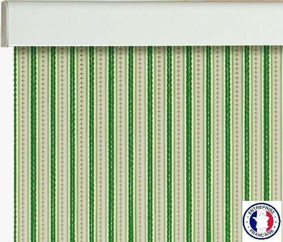 rideau de porte lanière plastique